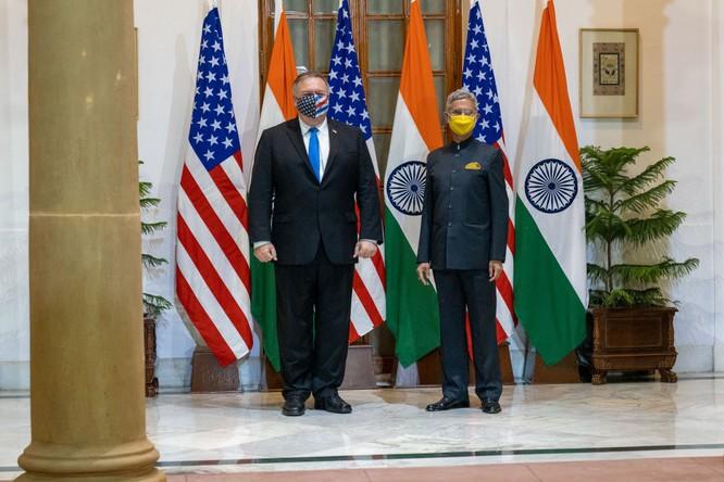 Giới truyền thông quốc tế: Ấn Độ và Mỹ tăng cường hợp tác chống Trung Quốc ảnh 3
