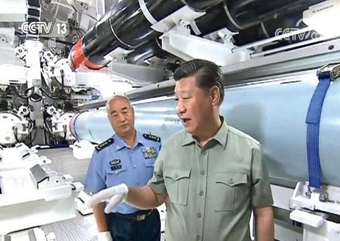 Báo Hoa ngữ: Trung Quốc sửa đổi Luật Quốc phòng là nhằm vào Đài Loan ảnh 1