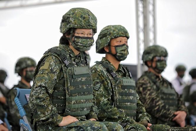 """Đài Loan đã chuẩn bị đầy đủ để """"dùng vũ lực chống vũ lực""""? ảnh 2"""