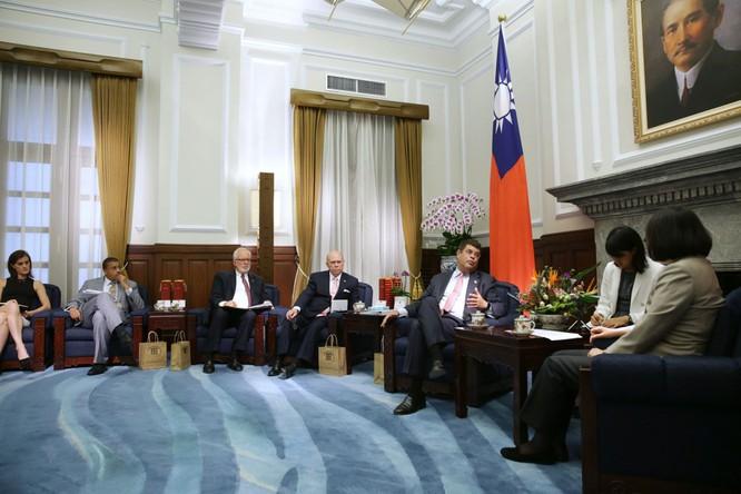 """Đài Loan đã chuẩn bị đầy đủ để """"dùng vũ lực chống vũ lực""""? ảnh 3"""