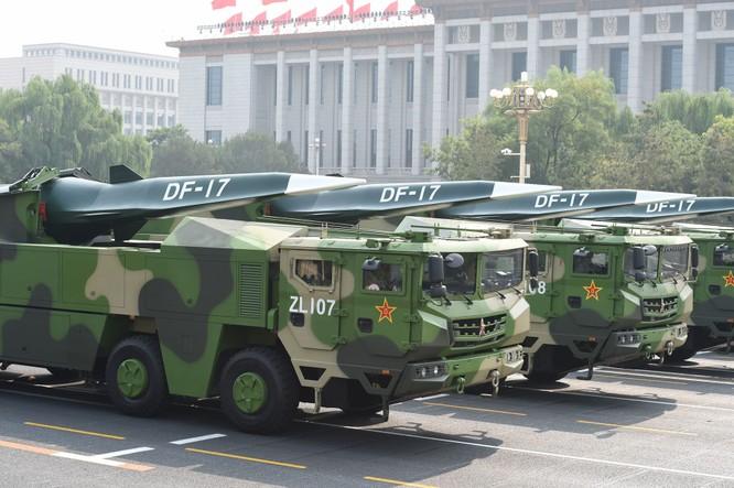 """""""Sự đối kháng quân sự Mỹ-Trung đang biến đổi về chất - đây mới là điều nguy hiểm!"""" ảnh 3"""