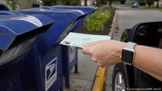 Bầu cử Mỹ: Điều gì xảy ra nếu không có ai chiến thắng rõ ràng? ảnh 1