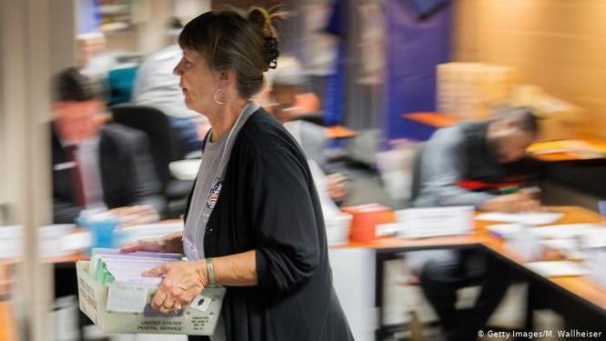 Bầu cử Mỹ: Điều gì xảy ra nếu không có ai chiến thắng rõ ràng? ảnh 2