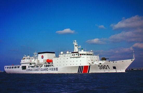 Trung Quốc công bố dự thảo Luật Cảnh sát biển cho phép sử dụng vũ khí, dư luận lo ngại ảnh 1