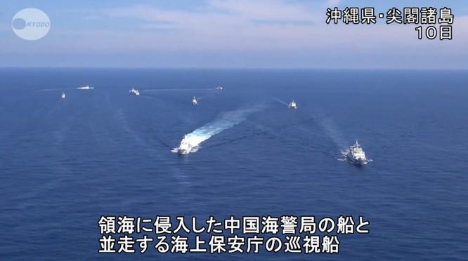 Trung Quốc công bố dự thảo Luật Cảnh sát biển cho phép sử dụng vũ khí, dư luận lo ngại ảnh 3