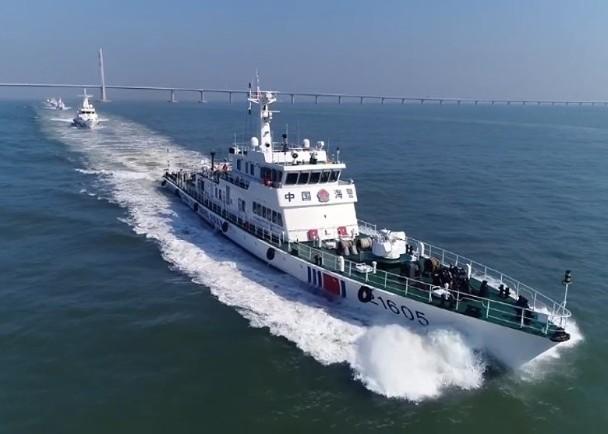 Trung Quốc công bố dự thảo Luật Cảnh sát biển cho phép sử dụng vũ khí, dư luận lo ngại ảnh 2