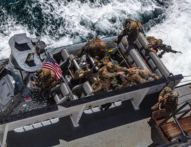 Báo Đài Loan lộ tin Lực lượng Lính thủy đánh bộ Mỹ tới Đài Loan giúp huấn luyện quân đội ảnh 2