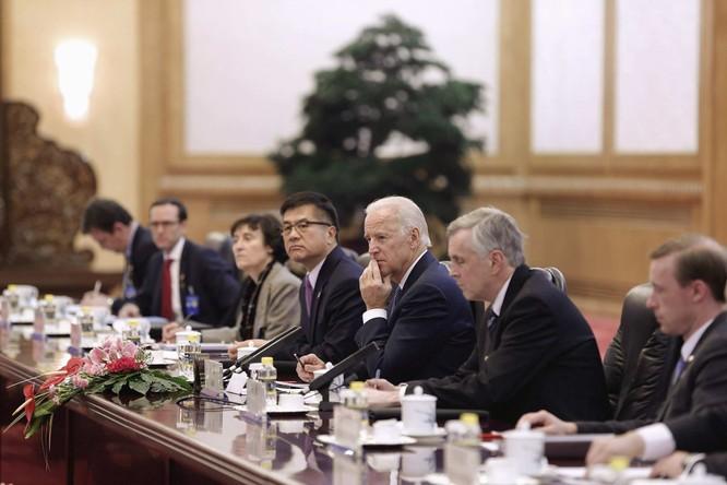 Ông Joe Biden sẽ tiếp tục theo đuổi chính sách chống Trung Quốc nhưng với phương thức khác? ảnh 4