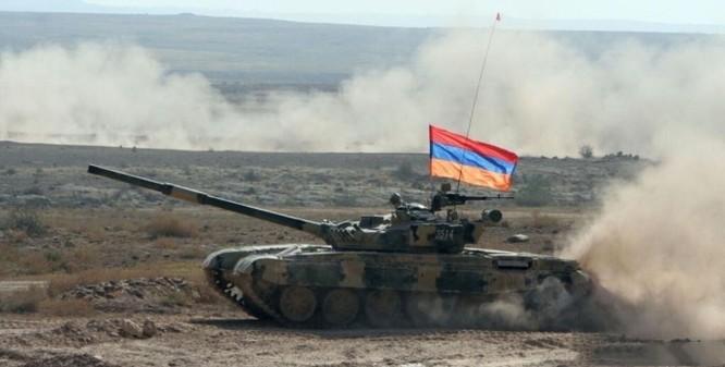 Điều gì khiến Armenia thảm bại trong cuộc chiến Nagorno-Karabakh? ảnh 2