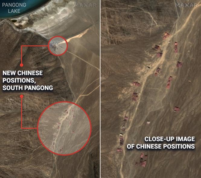 Học giả Trung Quốc bất ngờ tiết lộ việc PLA sử dụng vũ khí vi ba để chiếm điểm cao Ấn Độ ảnh 3