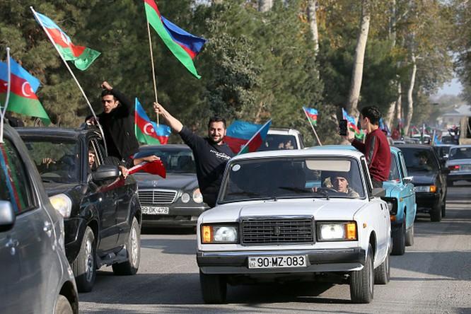 Hiệp định ngừng bắn Nagorno-Karabakh: Ai thắng ai thua, ai được ai mất? ảnh 5