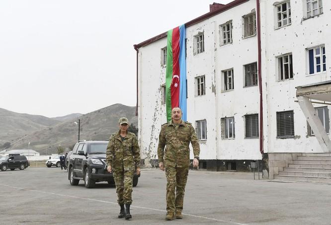 Hiệp định ngừng bắn Nagorno-Karabakh: Ai thắng ai thua, ai được ai mất? ảnh 7