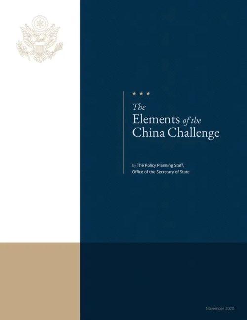 Bộ Ngoại giao Mỹ công khai báo cáo, đưa ra 10 biện pháp đối phó Trung Quốc; Bắc Kinh nổi xung ảnh 1