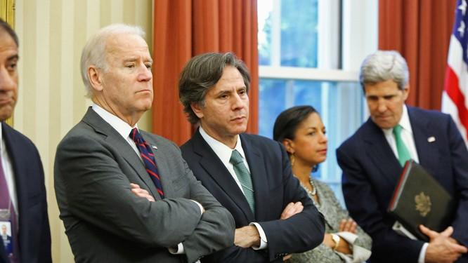 Sau khi được GSA công nhận thắng cử, ông Joe Biden bắt đầu công bố danh sách nội các ảnh 1