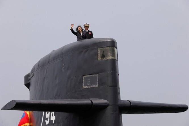 Mỹ giúp Đài Loan tự đóng tàu ngầm, Trung Quốc nổi xung ảnh 1