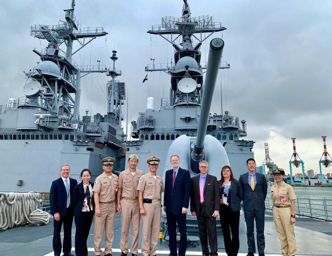 Mỹ giúp Đài Loan tự đóng tàu ngầm, Trung Quốc nổi xung ảnh 4