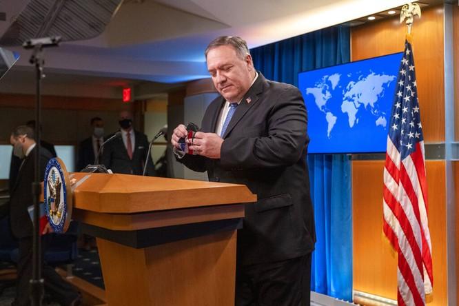 Học giả Trung Quốc: Mỹ, Trung sẽ xảy ra xung đột và đối đầu nghiêm trọng hơn trên nhiều lĩnh vực! ảnh 3