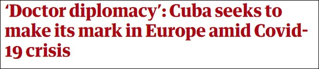 Bị làn sóng dịch thứ hai tấn công, Italy lại phải cầu viện Cuba ảnh 3