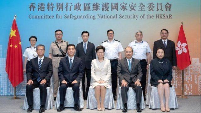 Lãnh đạo Hồng Kông Carrie Lam bị Mỹ trừng phạt, tại sao các ngân hàng Trung Quốc bó tay? ảnh 1