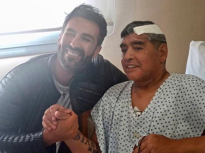 """Bác sĩ riêng của Maradona bị truy tố về tội """"vô ý gây chết người"""" ảnh 1"""