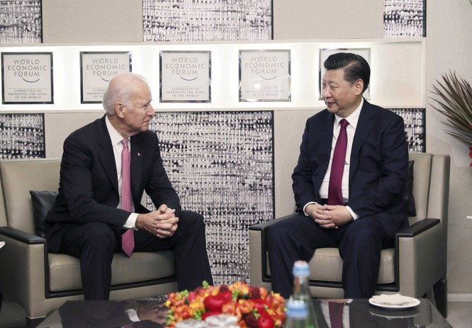 Đa Chiều: Dưới thời Joe Biden, Đài Loan và Biển Đông sẽ là những điểm nóng trong quan hệ Mỹ - Trung? ảnh 1