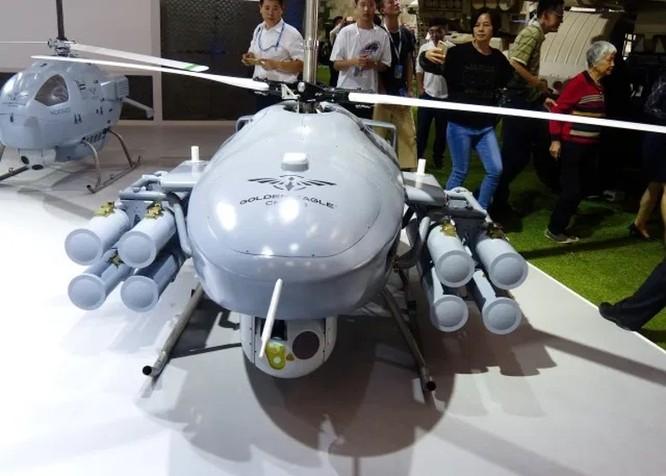 Trung Quốc nghiệm thu, đưa vào trang bị UAV trực thăng vũ trang kiểu mới ảnh 1