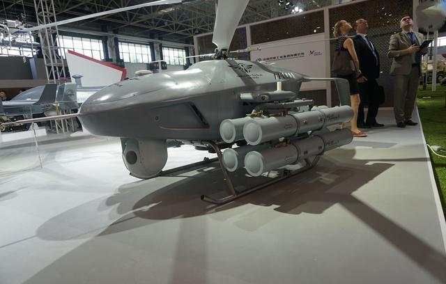 Trung Quốc nghiệm thu, đưa vào trang bị UAV trực thăng vũ trang kiểu mới ảnh 2