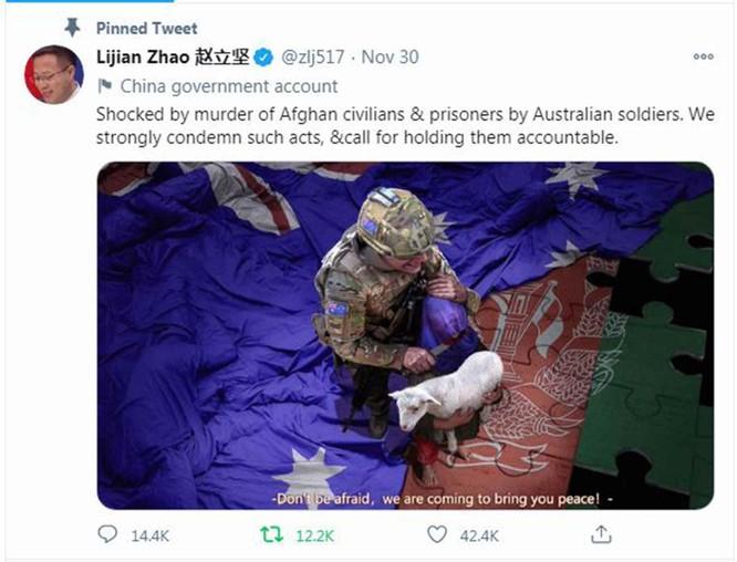 Điều gì khiến quan hệ Australia – Trung Quốc ngày càng căng thẳng? ảnh 6
