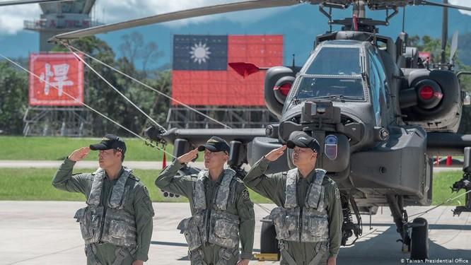 Luật Ủy quyền Quốc phòng Mỹ năm 2021 khẳng định ủng hộ Đài Loan và chống Trung Quốc ảnh 1