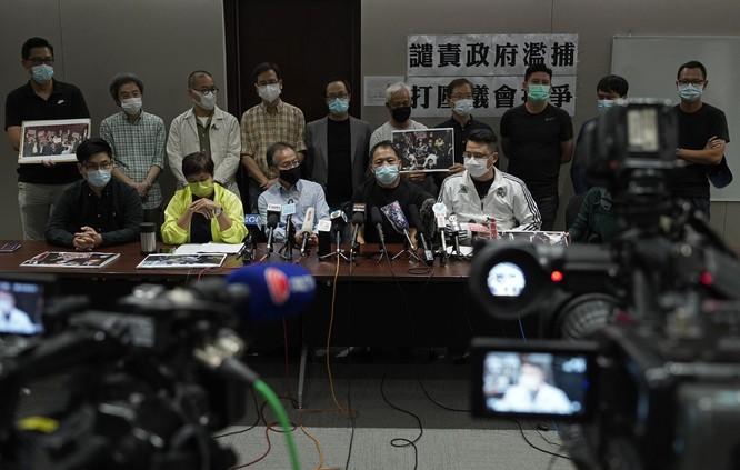 Mỹ tiếp tục trừng phạt 14 Phó Chủ tịch Quốc hội Trung Quốc, Bắc Kinh tuyên bố trả đũa ảnh 2
