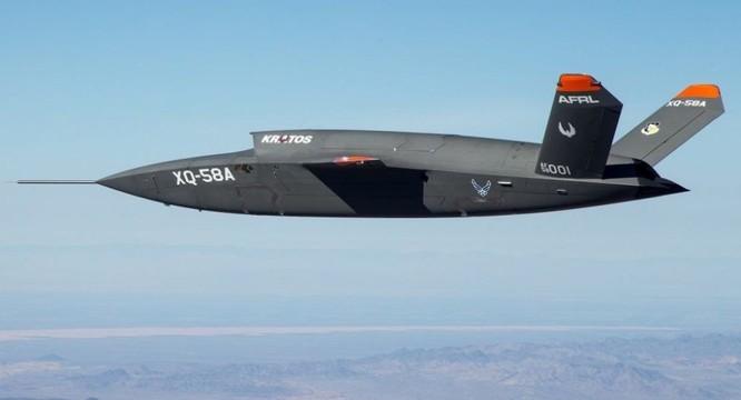 Hy vọng trí tuệ nhân tạo thay đổi cục diện chiến trường, quân đội Mỹ phát triển dự án UAV Skyborg ảnh 1
