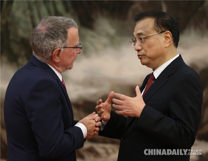 """Đại sứ EU tại Bắc Kinh: Mỹ và châu Âu cần nói """"không"""" với ngoại giao kiểu Chiến Lang! ảnh 4"""
