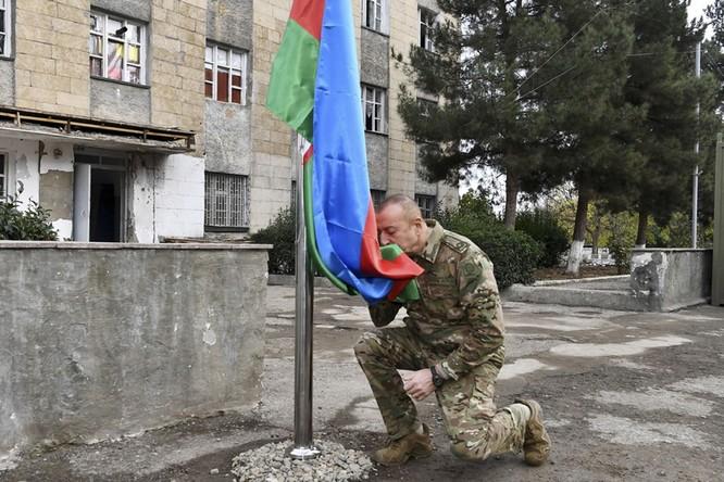 Giao tranh Azerbaijan-Armenia tái bùng phát ở Nagorno-Karabakh, hai bên đổ lỗi cho nhau ảnh 3