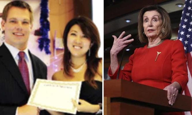 Bị nghi trúng mỹ nhân kế điệp viên Trung Quốc, Hạ nghị sĩ Mỹ bị yêu cầu rút khỏi Ủy ban Tình báo ảnh 3