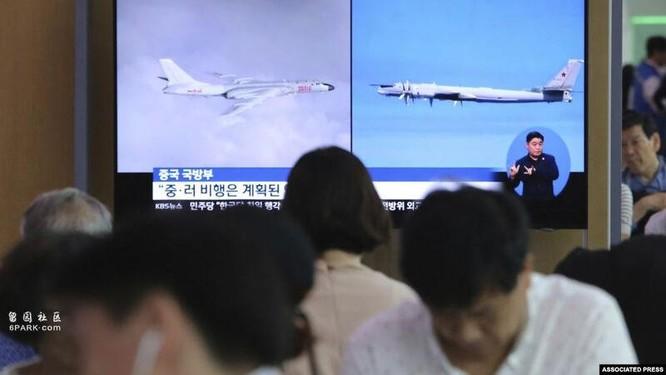 Không quân Trung Quốc và Nga lại tuần tra chiến lược chung, Hàn Quốc cáo buộc xâm phạm ADIZ ảnh 4