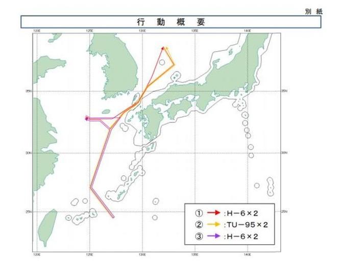 Không quân Trung Quốc và Nga lại tuần tra chiến lược chung, Hàn Quốc cáo buộc xâm phạm ADIZ ảnh 1