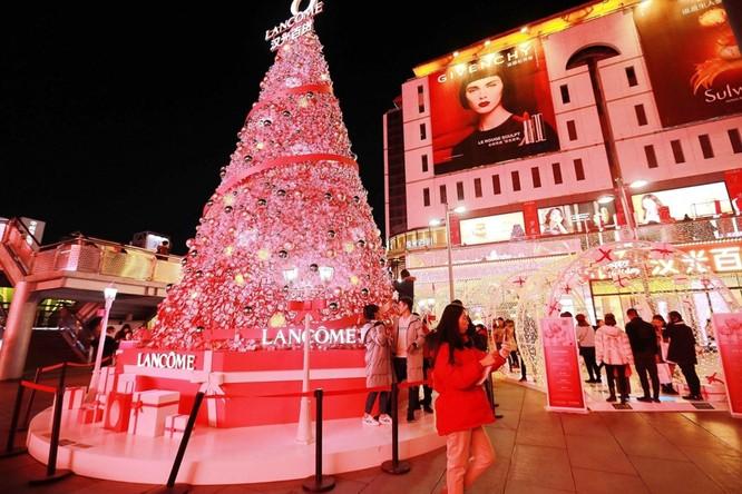 """Trào lưu """"tẩy chay Giáng sinh"""" gây bất đồng và tranh cãi ở Trung Quốc ảnh 3"""