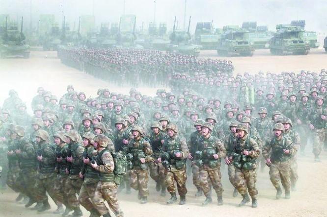 """Báo Đức: Từ ngày 1/1/2021, Trung Quốc sẽ có thể gây chiến tranh vì """"lợi ích phát triển"""" ảnh 1"""