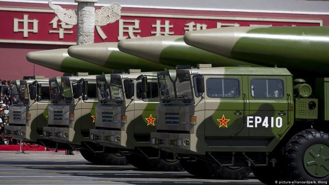 """Báo Đức: Từ ngày 1/1/2021, Trung Quốc sẽ có thể gây chiến tranh vì """"lợi ích phát triển"""" ảnh 2"""
