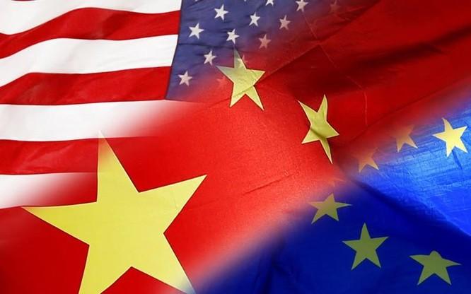 Ông Joe Biden cam kết xây dựng liên minh với các nước chống lại Trung Quốc ảnh 1