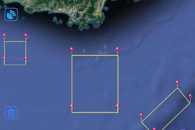 Eo biển Đài Loan và Biển Đông lại dậy sóng, Trung Quốc và Mỹ cùng phô trương sức mạnh ảnh 3