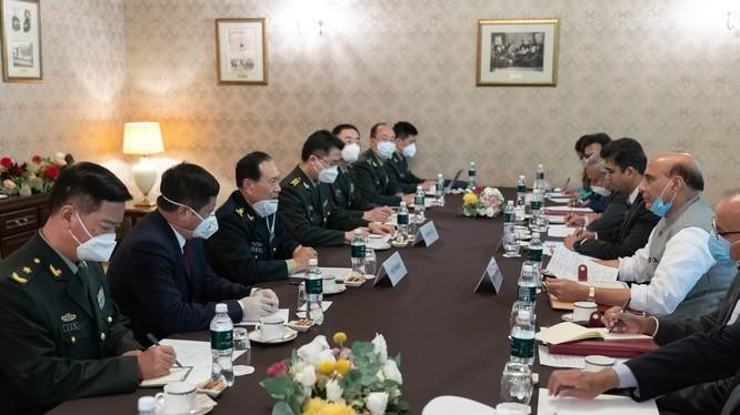 Chuyên gia quân sự Ấn Độ cảnh báo quân đội Trung Quốc: mọi hành động mạo hiểm đều là liều lĩnh ảnh 4