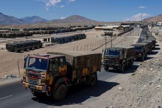 Chuyên gia quân sự Ấn Độ cảnh báo quân đội Trung Quốc: mọi hành động mạo hiểm đều là liều lĩnh ảnh 1