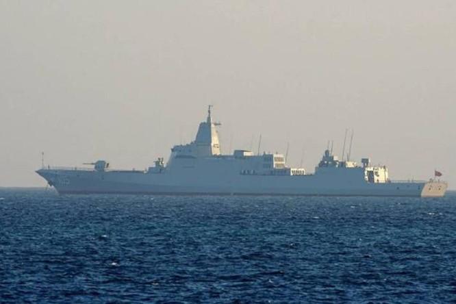 Eo biển Đài Loan và Biển Đông lại dậy sóng, Trung Quốc và Mỹ cùng phô trương sức mạnh ảnh 4