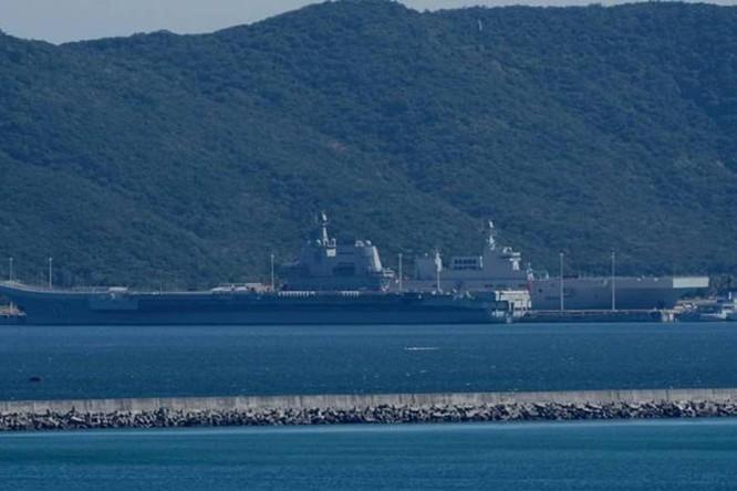 Eo biển Đài Loan và Biển Đông lại dậy sóng, Trung Quốc và Mỹ cùng phô trương sức mạnh ảnh 2