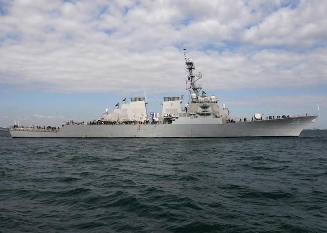 Eo biển Đài Loan và Biển Đông lại dậy sóng, Trung Quốc và Mỹ cùng phô trương sức mạnh ảnh 1