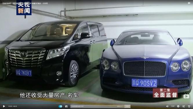 Đệ nhất quan tham Trung Quốc có 100 người tình bị tử hình ảnh 7
