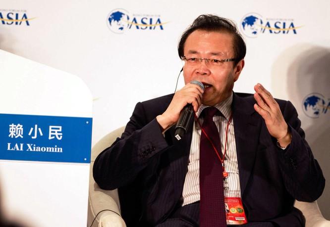 Đệ nhất quan tham Trung Quốc có 100 người tình bị tử hình ảnh 1