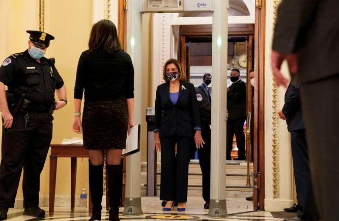 Nước Mỹ chuẩn bị cho Lễ nhậm chức của ông Biden như sắp có chiến tranh ảnh 3