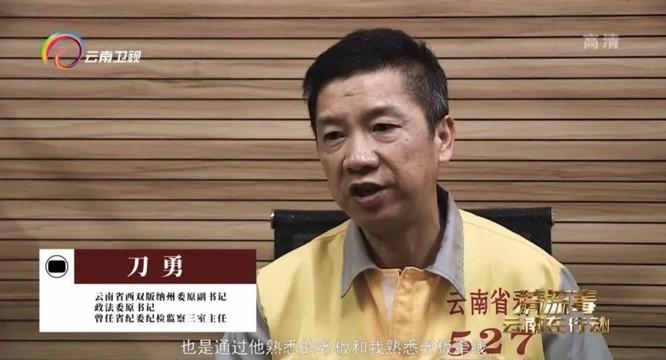 """Trung Quốc """"đả hổ"""": Muốn trở thành lãnh đạo quốc gia, Bí thư tỉnh ủy Vân Nam bày """"trận đồ bát quái"""" ảnh 8"""